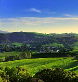 camping proche Pays Basque