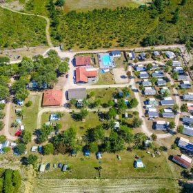 camping familial piscine landes