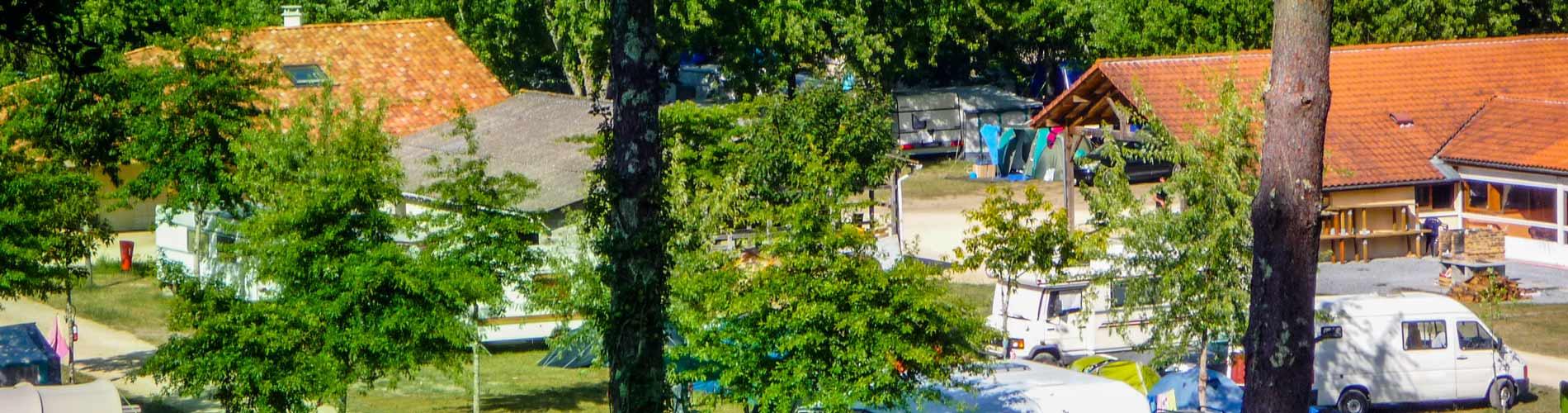 Pr sentation camping vielle saint girons vacances dans for Camping dans les landes avec piscine