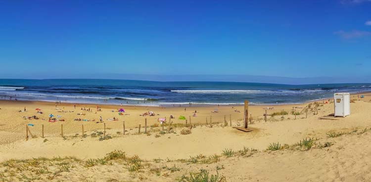 camping plage proche vieille st girons