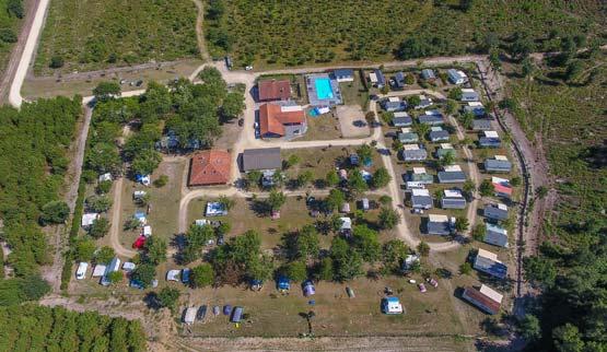 infos pratiques camping landes