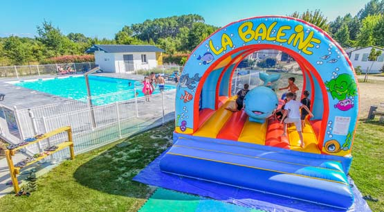 location camping familliale st girons