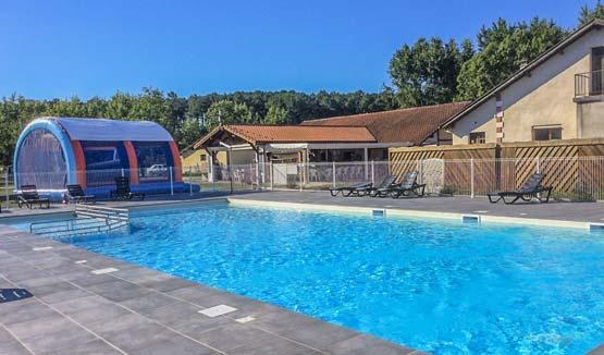 piscine camping s girons