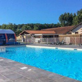 vacances camping avec piscine landes