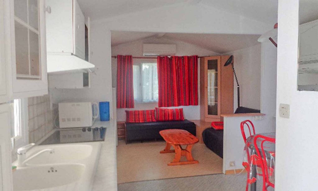 Location mobil-home camping Vielle saint girons