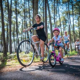 camping velo famille jaougotte